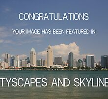CITYSCAPES AND SKYLINES BANNER by fsmitchellphoto