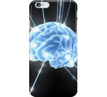Brain Glow Energy iPhone Case/Skin