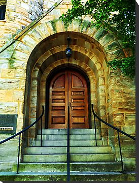 Church Door by debidabble