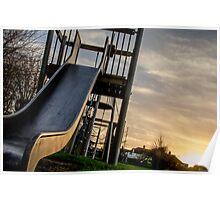 sunset slide 2 Poster