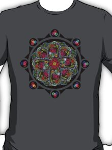 8 Rose Window T-Shirt
