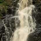 Ingallala Falls by Madelaine Bleckly
