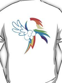 The Dash mark - WHITE T-Shirt