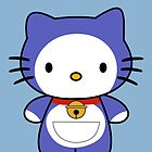 Hello Doraemon by demonkourai