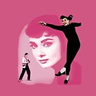 That Funny Face Audrey Hepburn by dollyforsue