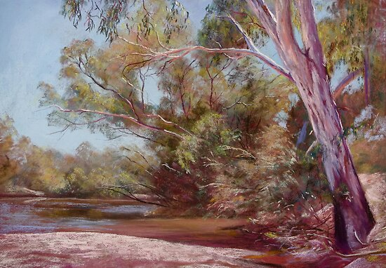 Goulburn River Magic by Lynda Robinson