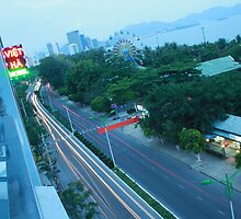 Nha Trang racing strip by MomoYeuSunny