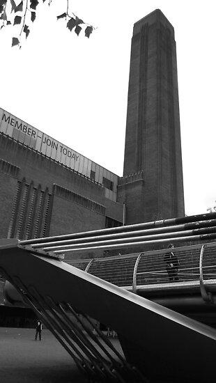 Tate Modern  by Lappin90
