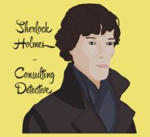 Sherlock Holmes - Consulting Detective Kids Clothes