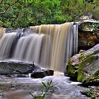 Somersby Falls - Middle by TedmBinegas