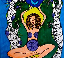Yogini by Lotus0104