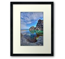 Bejewelled: Seixal, Madeira Framed Print