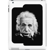 Albert Einstein E=mc² Illustration iPad Case/Skin