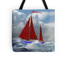 S/Y Magali, My Cutter Rigged Ketch Tote Bag