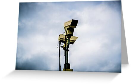 Surveillance   by Barry Robinson