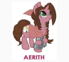My Little Pony - Aerith by FFSteF09