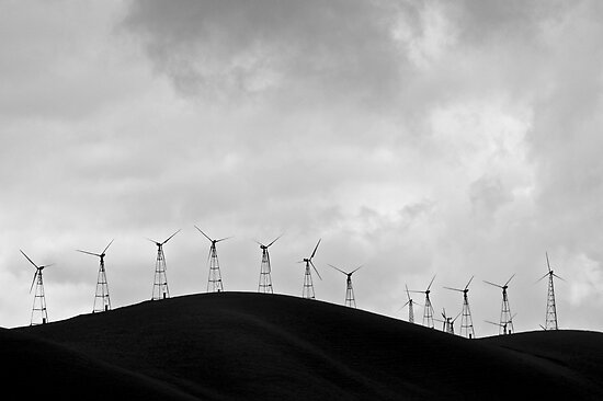 Power of the Wind by John Butler