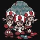Tragic Mushrooms by Fanboy30
