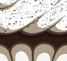 Oreo Cupcale Sticker