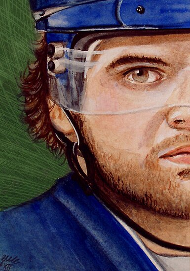 Zack Kassian by Sarah  Mac