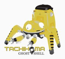 Tachikoma Yellow by Adam Angold