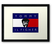 IL FIGHER Framed Print