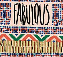 Fabulous A.K.A. Rug by Efe Turkyilmaz