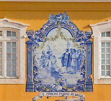 portugal tiles by terezadelpilar~ art & architecture