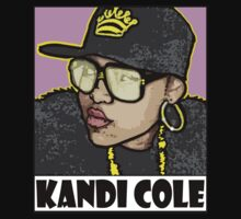 INSPIRED MC: KANDI COLE by SOL  SKETCHES™