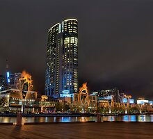 Crown Casino Flames by seyuk