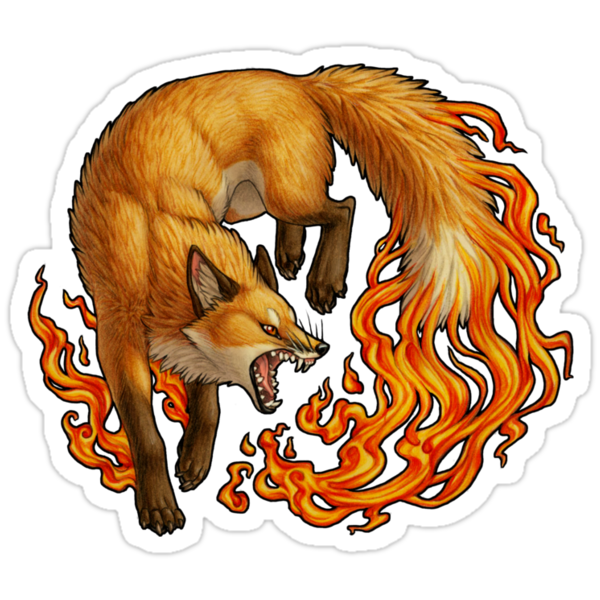 Vulpine Fire by Eskiworks