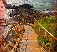 down to the ocean by terezadelpilar~ art & architecture