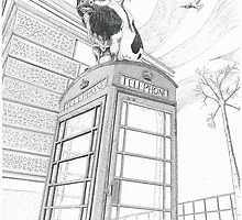 London by RaulgopeArte