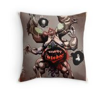 The Agro Throw Pillow