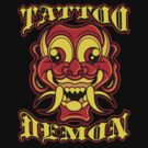 Tattoo Demon by SmittyArt