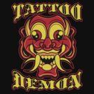 Tattoo Demon by SmittyArt