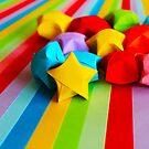 Rainbow stars by MiaSunday