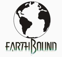 EarthBound - Minimalist by FeathersDiavolo