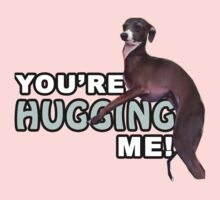 You're Hugging Me!! - Jenna Marbles by AstroNance
