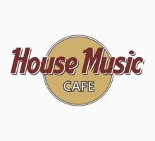 House Music Cafe by ZedEx