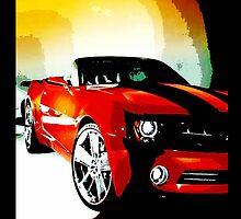 Chevrolet Camaro by SpicerStudios
