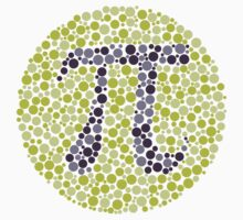 Not So Colorblind Pi by alfablot