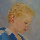 2 years old Thomas by Beatrice Cloake