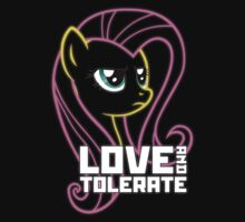 Fluttershy Glow - Love & Tolerance by BloodXIII