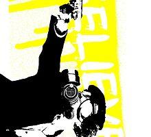 Believe In Sherlock (GasMask ReDux) For iPhone  by NOx Ludwig