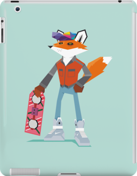 Twenty-First Century Fox by danielspreitzer