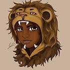 Lion Boy by Shakira Rivers