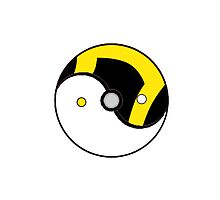 Ultra Ball Yin and Yang by TailsP
