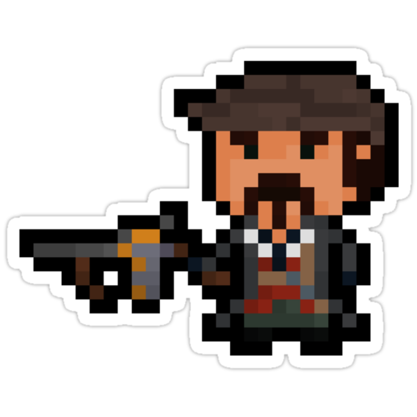 Pixel Mafia Graves by Pixel-League