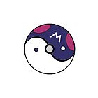 Master Ball Yin and Yang by TailsP